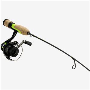 """New 13 Fishing SoniCor Ice Fishing Combo 24/"""" SCC3-24UL"""